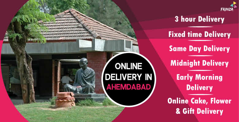 Online Gift Delivery in Ahmedabad