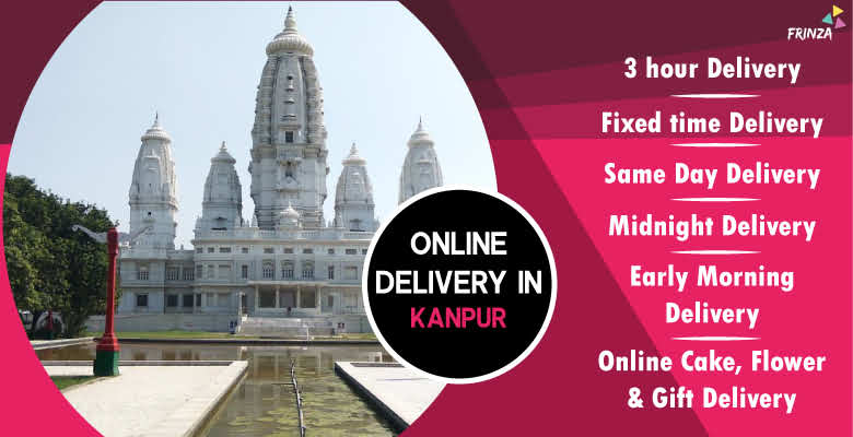 Online Gift Delivery in Kanpur