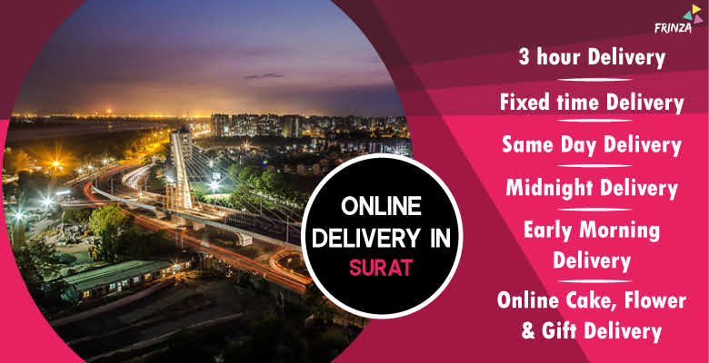Online Gift Delivery in Surat