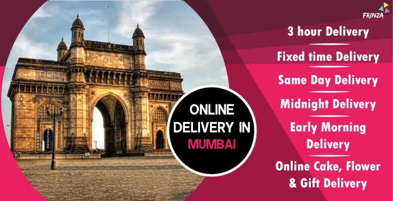 ONLINE GIFT DELIVERY IN MUMBAI