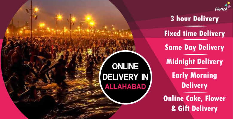 Online Gift Delivery in Allahabad
