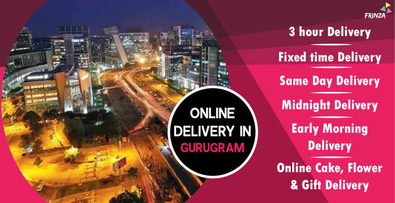 Online Gift Delivery in Gurgaon