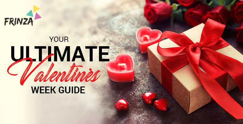 Your ultimate Valentine's Week guide…