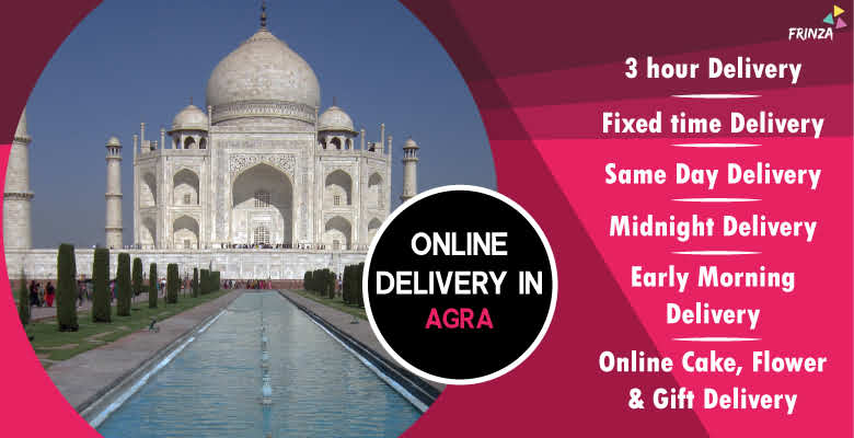 Online Gift Delivery in Agra