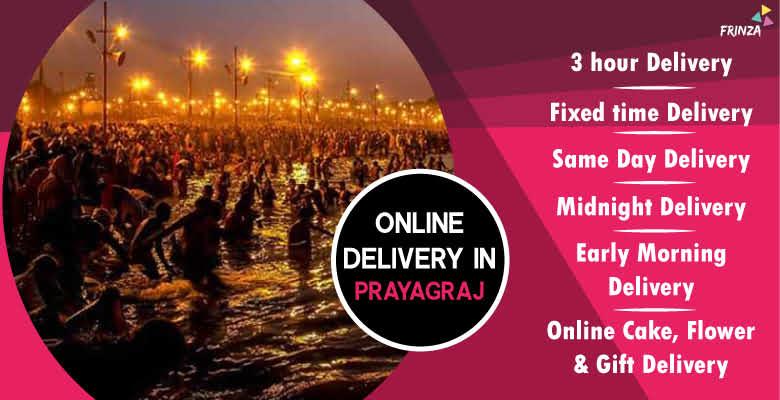 Online Gift Delivery in Prayagraj