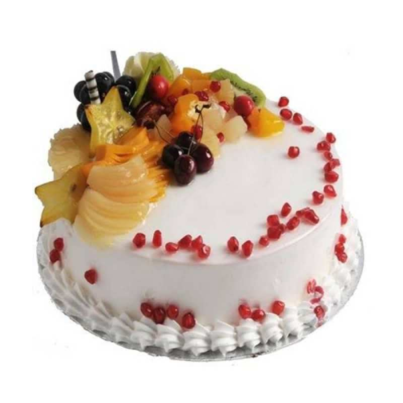 Awe Inspiring Order Fruit Cake Online In India Indias Leading Cake Delivery Funny Birthday Cards Online Hendilapandamsfinfo