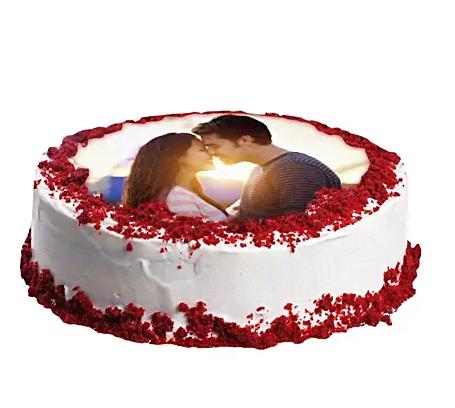 Sensational Order Red Velvet Cakes Online Eggless Red Velvet Cakes Cupcakes Personalised Birthday Cards Xaembasilily Jamesorg